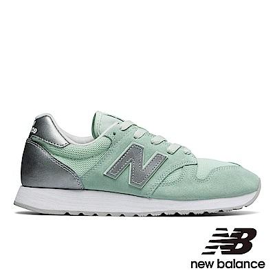 NEWBALANCE復古運動鞋-女WL520SNB綠色