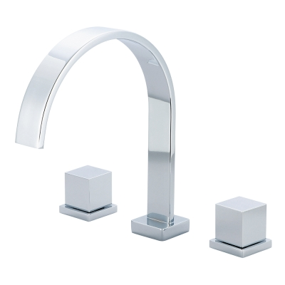BACHOR 26318-3三件式浴缸龍頭組