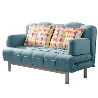 沙發床 黛琪拉 棉麻布兩用沙發床 二色可選 品家居