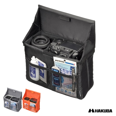 HAKUBA 一機二鏡組相機內袋D款(三色可選)