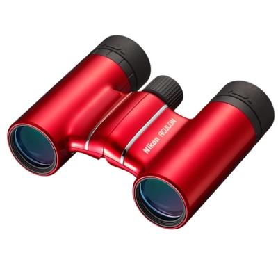 Nikon-Aculon-T01-10x21-輕便型望遠鏡-烈焰紅-公司貨