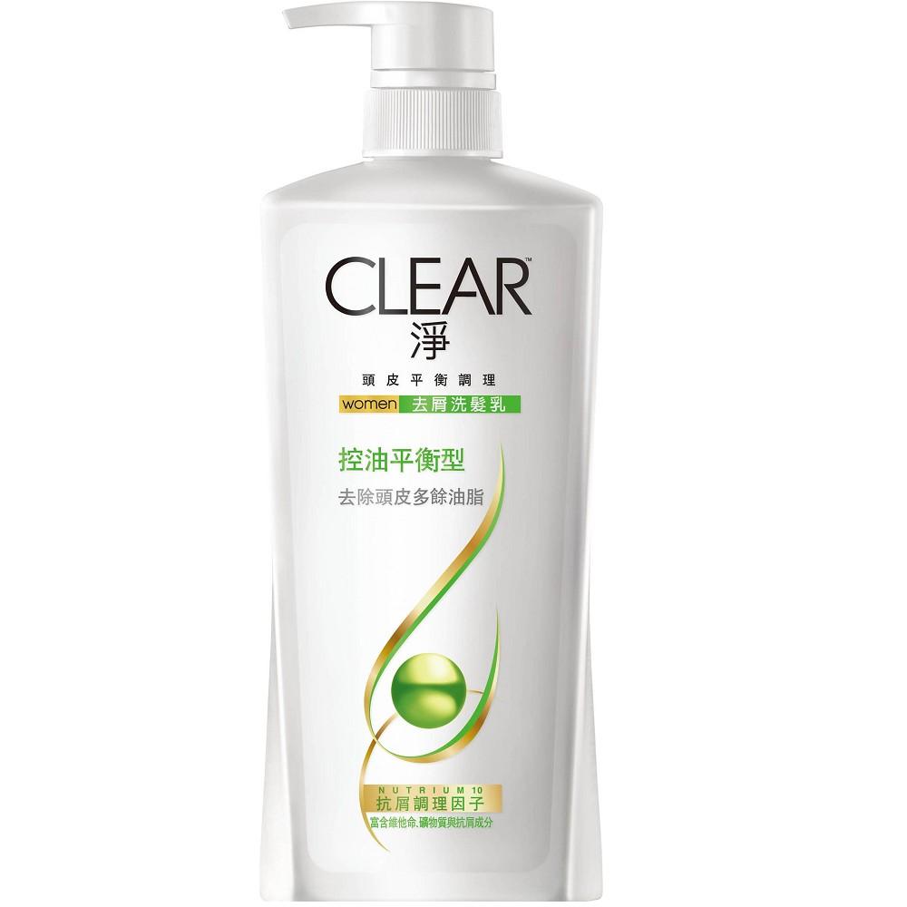 淨 女性控油平衡洗髮乳 750ml