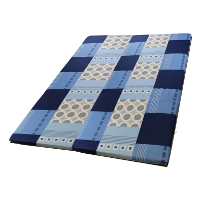依文絲Aeneas 舒境藍天日式純棉中青便利床墊-加大6x6尺2