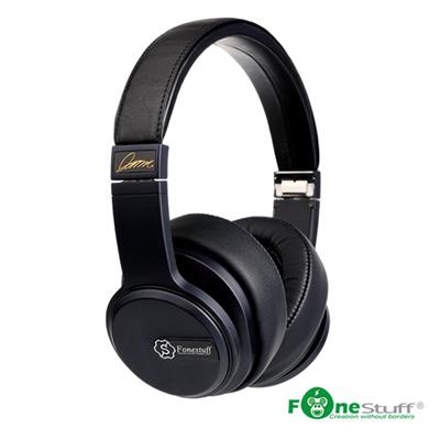 Fonestuff Drama5 Hi-Fi 劇院耳罩式耳機 (古典炭黑灰)