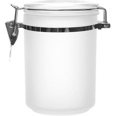 EXCELSA 扣式密封罐(白720ml)
