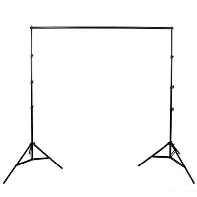 二節式橫桿高低可調73-260CM攝影棚專用背景架