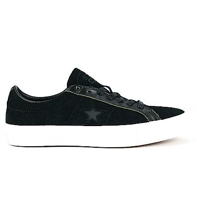 CONVERSE-男休閒鞋155524C-黑