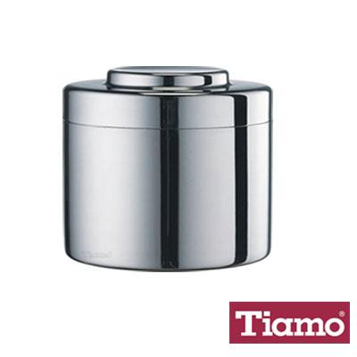 Tiamo 0903不鏽鋼茶葉罐(小)-HG2804