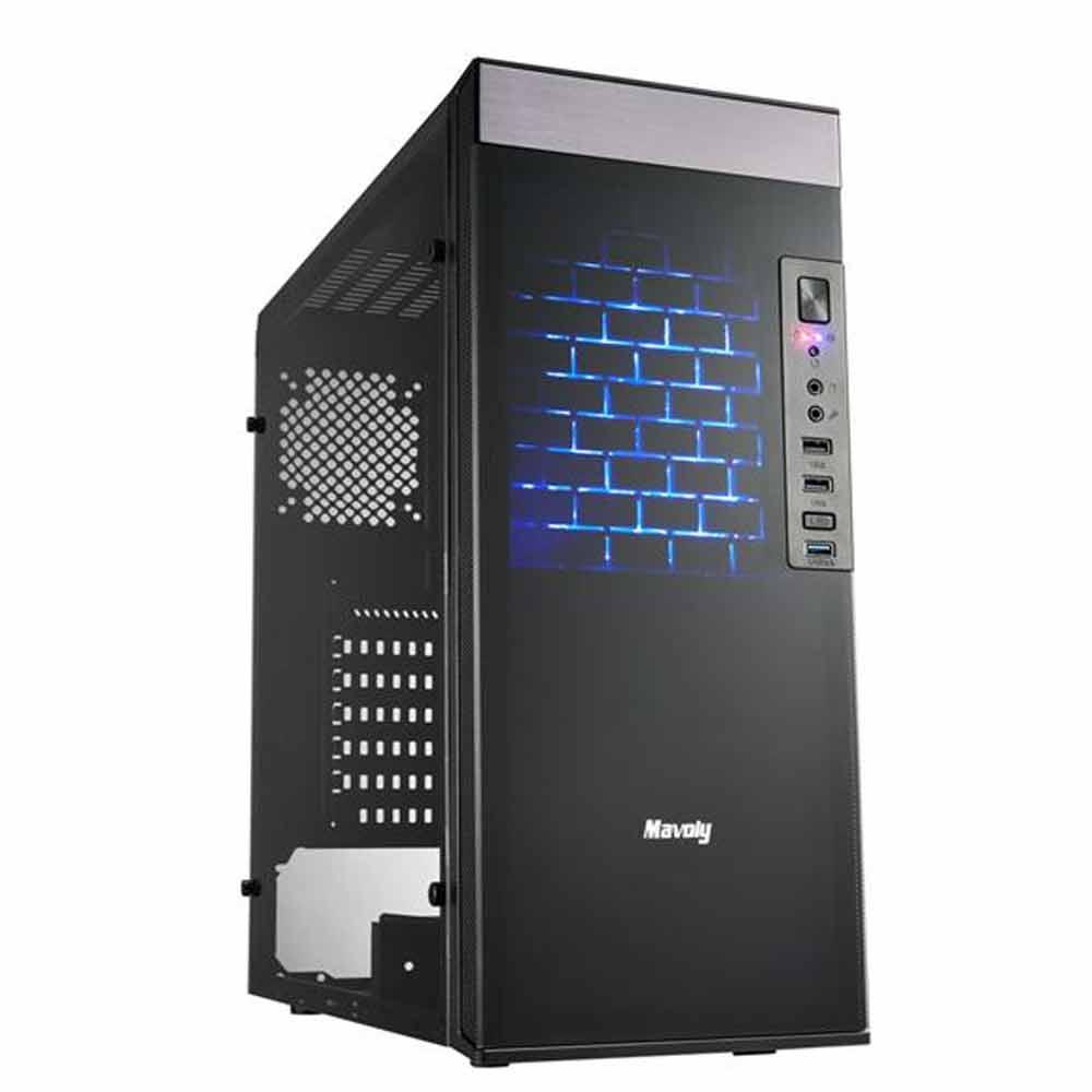 【微星平台】Intel 八代 I3-8100四核{世紀一世}GTX1060 電競機