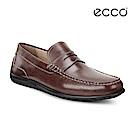 ECCO CLASSIC MOC 2.0 經典紳士莫卡辛鞋-咖啡