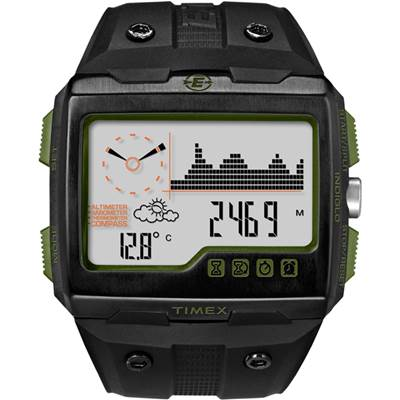 TIMEX Expedition WS4 多功能腕錶-50mm