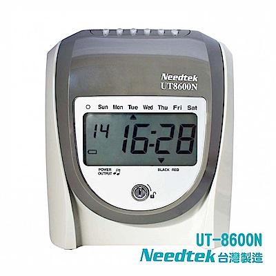 Needtek UT-8600N 微電腦打卡鐘