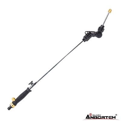 【組合】安伯特 噴射龍強力噴水槍 加 多功能伸縮水管組 新一代225度任你調