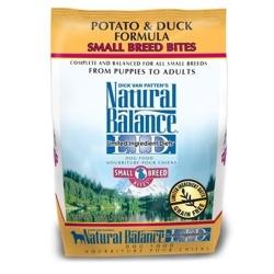 Natural Balance 低敏系列 無榖馬鈴薯鴨肉小顆粒 - 全犬 4.5磅 x 2包