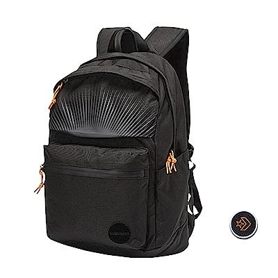 CONVERSE-後背包10007502A01-黑
