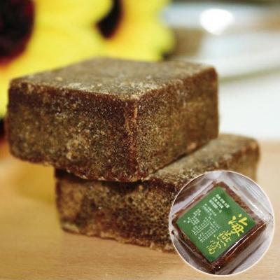波比元氣生活館 黑甜黑糖塊-海燕窩(25gx12塊)