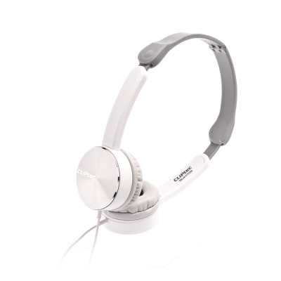 CLiPtec Chrome Modenz 頭戴式立體聲耳機