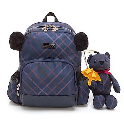 Arnold Palmer- 後背童包 Bag&Bear B & B 系列-藍色