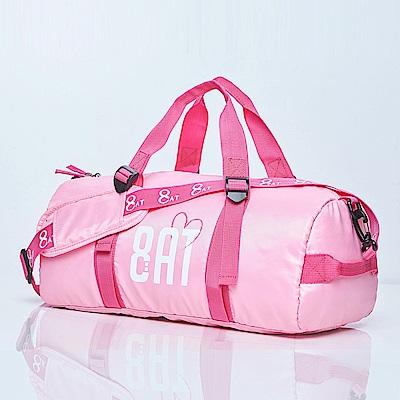 8:AT  運動旅行袋(時尚粉)