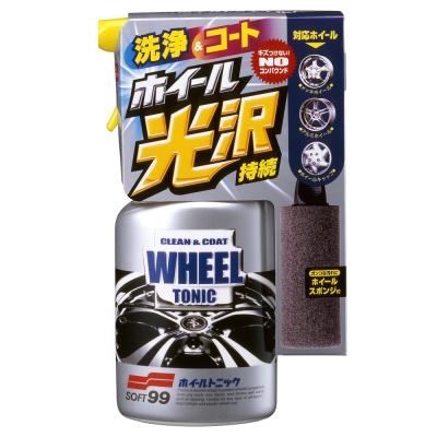 日本SOFT 99 鋼圈保養劑-快