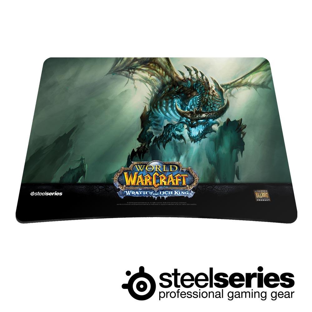 SteelSeries  5C Limited  電競滑鼠墊-魔獸限量版