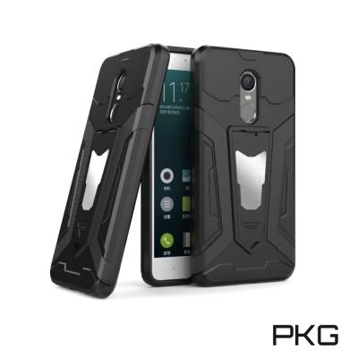 PKG  紅米Note4X 抗震防護手機殼-支援磁吸車架功能