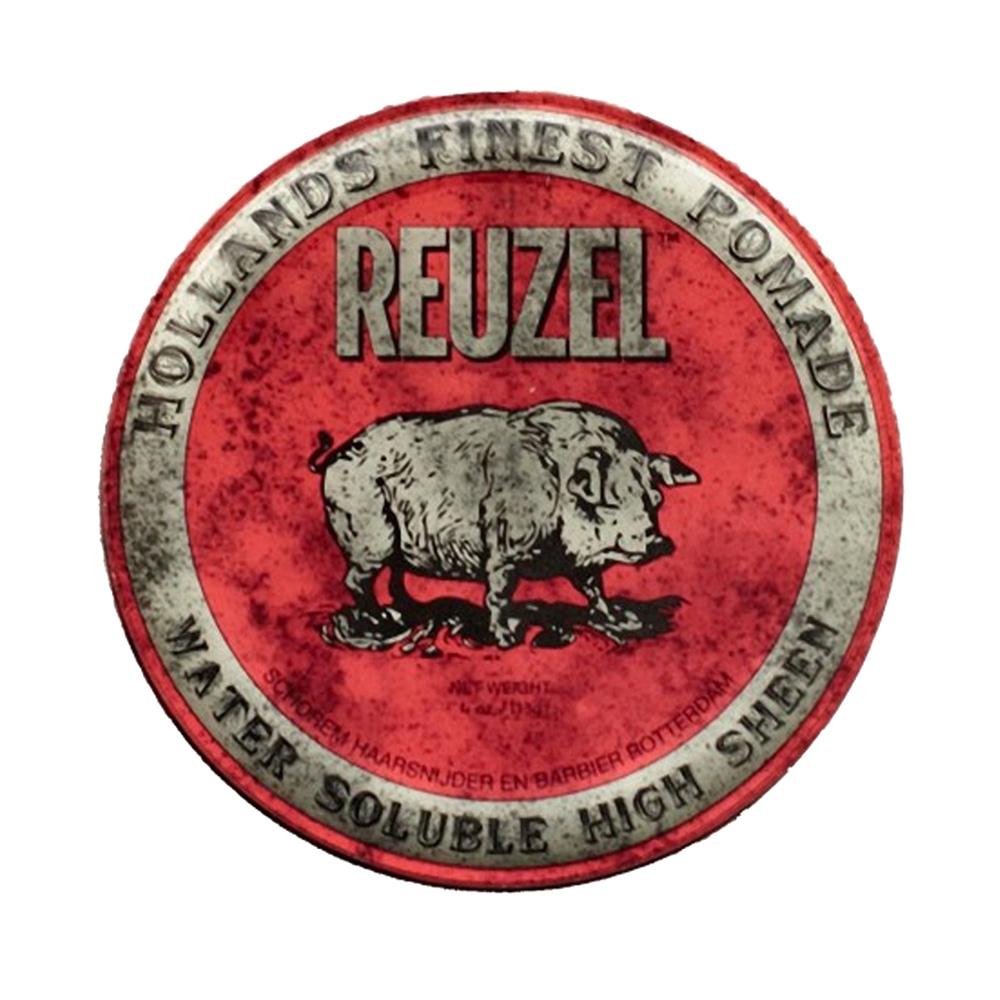 REUZEL 紅豬水洗式髮油113g-快速到貨
