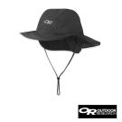 【Outdoor Research】Snoqualmie Sombrero 遮陽帽_黑