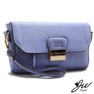 JW-遠方思念信封大方扣包-薰衣紫-快