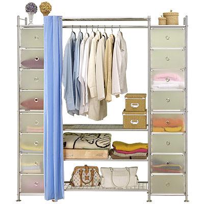 巴塞隆納-W4+2D型90公分衣櫥置物櫃
