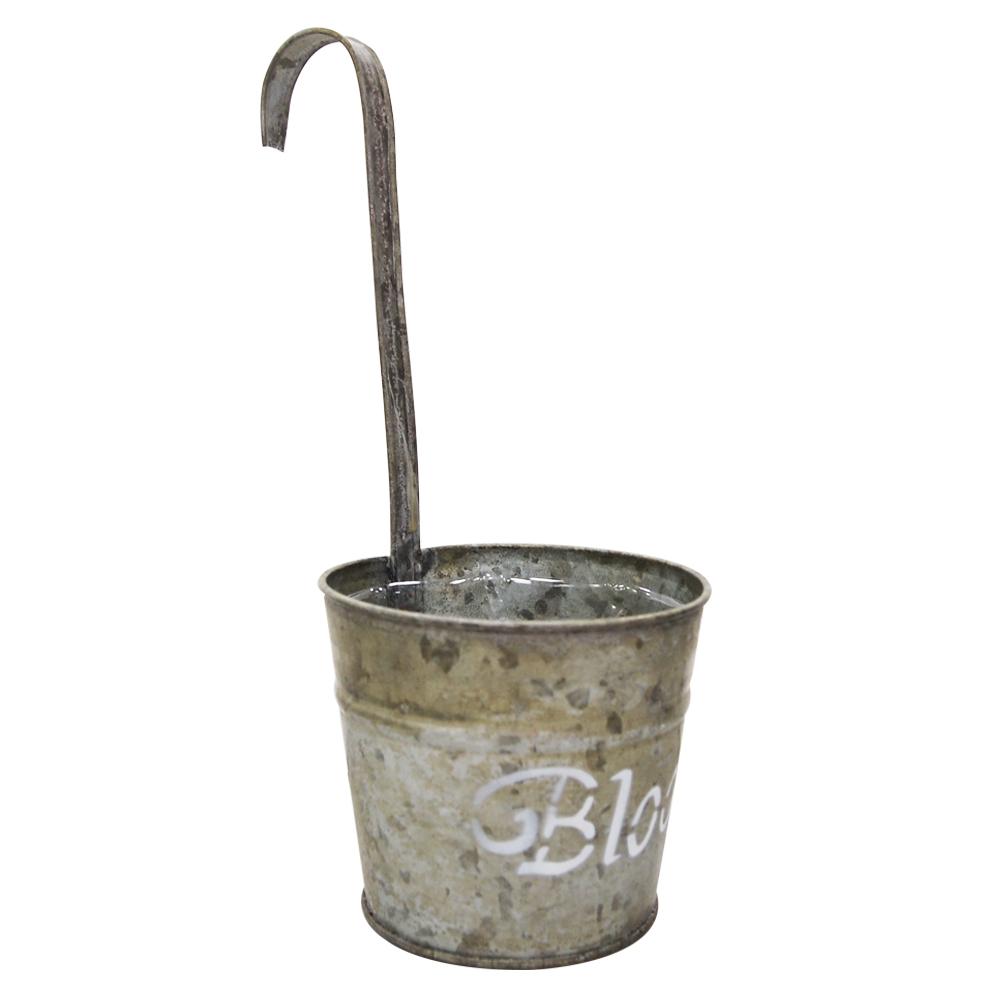 復古馬口鐵花器
