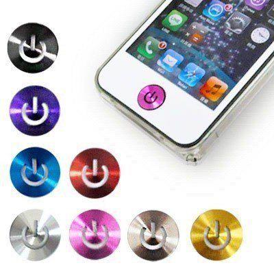 yardiX iPhone/iPad Home鍵貼/按鈕貼