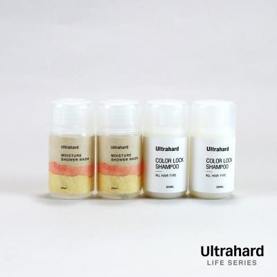 Ultrahard 呵護清潔-沐浴髮浴 旅行試用組