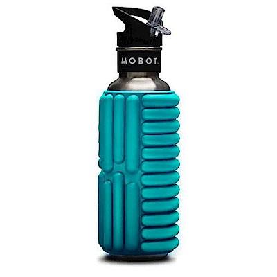 MOBOT 27oz 按摩滾輪水壺 - 800cc-Aqua 綠色
