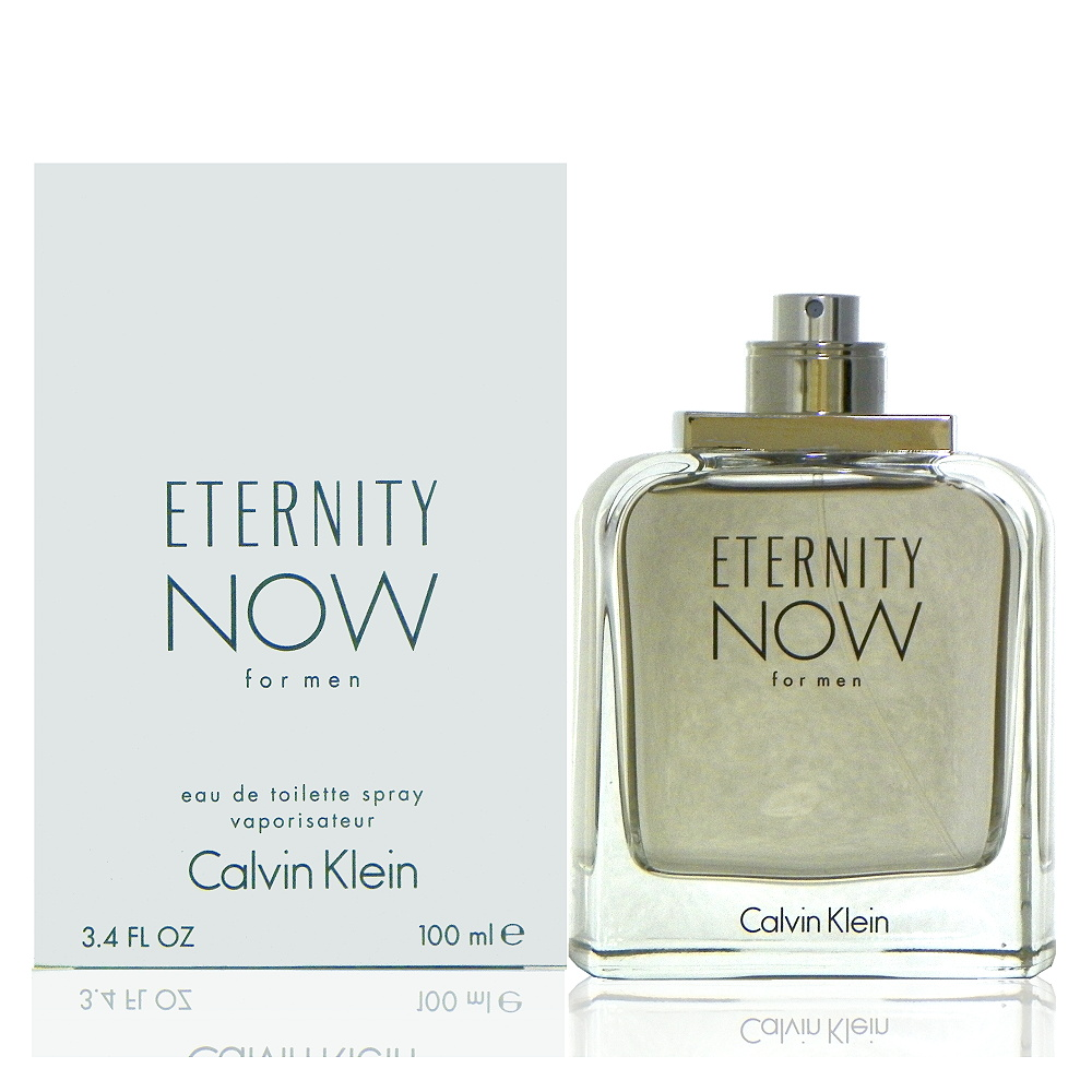 Calvin Klein Eternity Now 即刻永恆男性淡香水100ml Test
