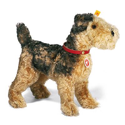 STEIFF金耳釦泰迪熊 - Classic 1935 Fellow Terrier