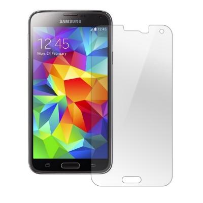 Samsung Galaxy S5 G900F 抗刮亮面螢幕保護貼2入