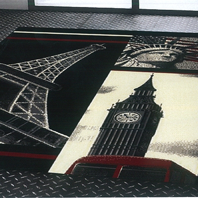 范登伯格 - 寶萊 美式流行地毯 - 鐵塔 (160 x 225cm)