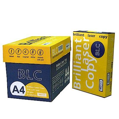 BLC A4多功能影印紙 80G(10包/2箱)