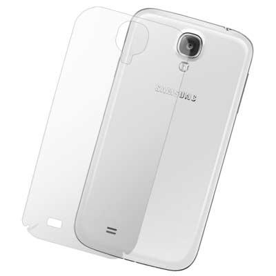 Samsung GALAXY S4 i9500 超透超顯影機身背膜(2入)