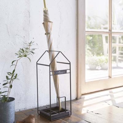 【YAMAZAKI】溫馨家園傘桶-棕