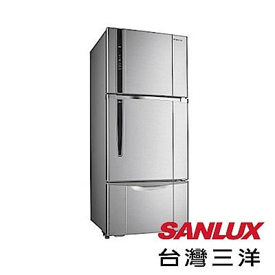 Sanlux台灣三洋 580公升直流三門變頻冰箱 SR-C580CV