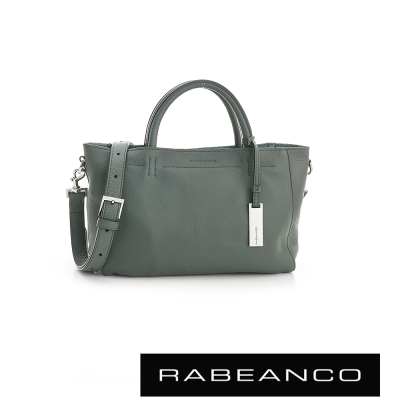 RABEANCO迷時尚系列優雅兩用小手提包(小) - 綠