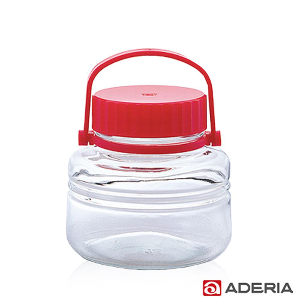 ADERIA 日本進口玻璃梅酒儲存瓶2L(8H)
