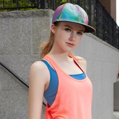 運動內衣 吸排運動內衣 - 時尚藍 (M~XL)FAVE