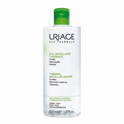 URIAGE優麗雅 全效保養潔膚水(混合偏油性肌膚) 500ml即期良品