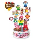 PitLand 日製磁鐵趣味玩具 甜點&小熊(5Y+)