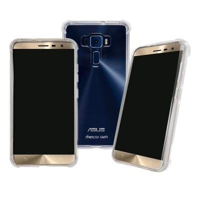 Metal-Slim ASUS ZenFone 3 ZE520KL 混搭氣墊防摔...