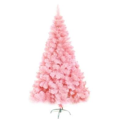 台製豪華型10尺(300cm)夢幻粉紅色聖誕樹 裸樹 (不含飾品不含燈)