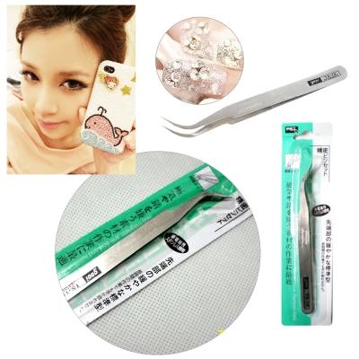 日本美甲貼鑽專用不袗尖頭鑷子1入/水鑽 素材 手機 貼鑽 材料 必備